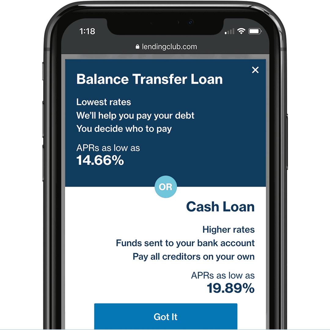 Increase credit score!