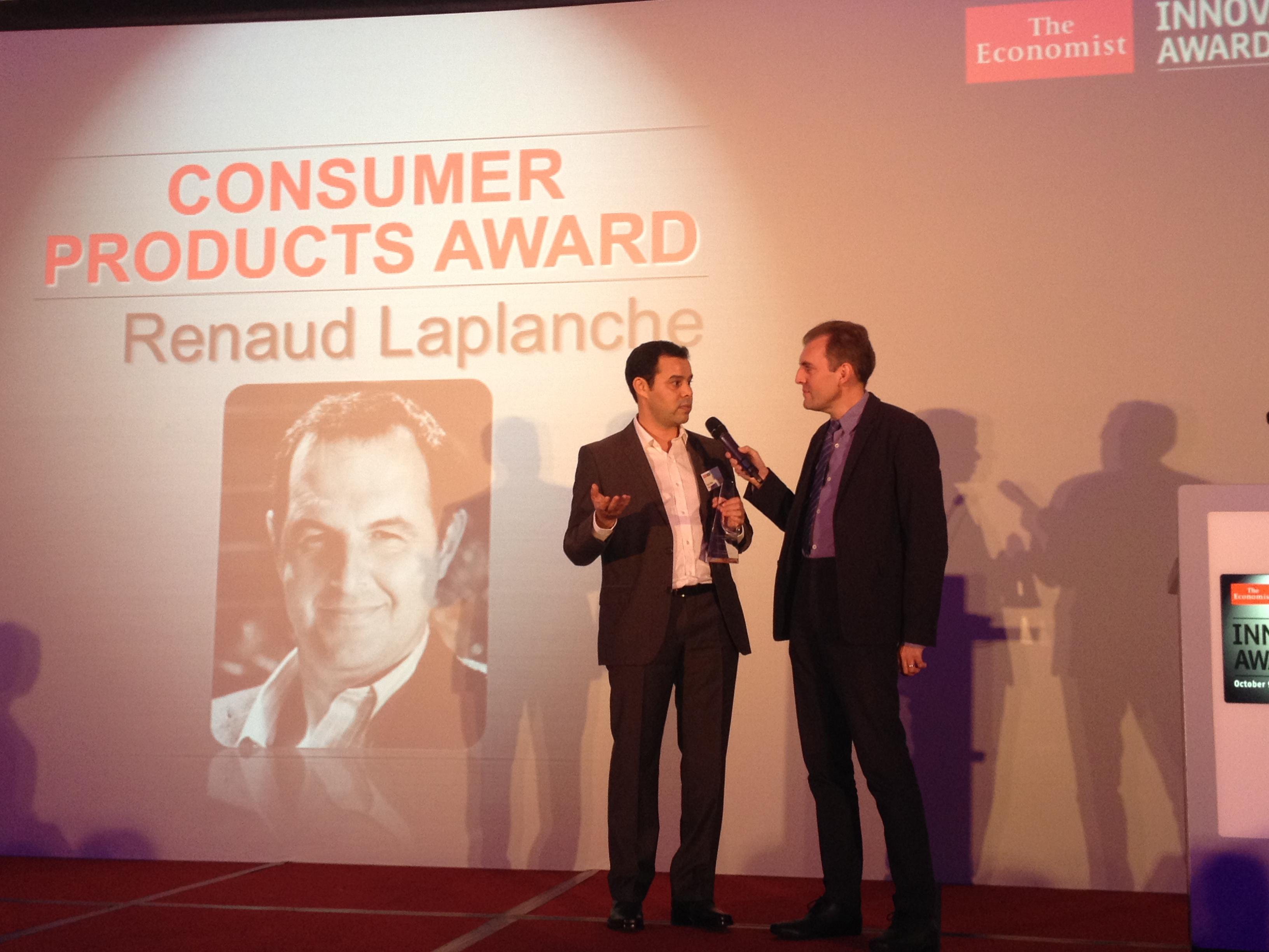 Economist Award Photo1
