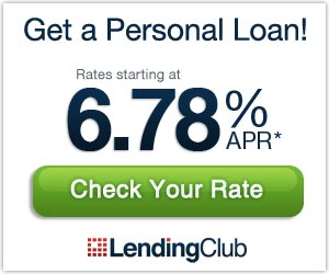 Get a Personal Loan Today!