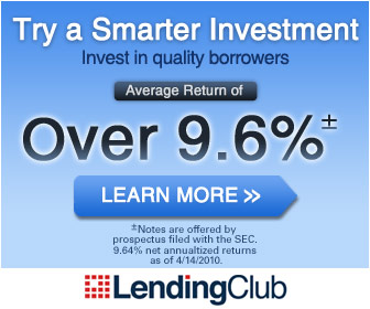 Lending Club - Start Investing Online Today!